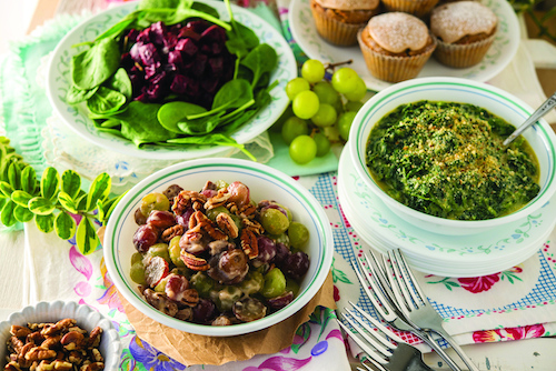 Vegan Feasting for a Healthy Holiday