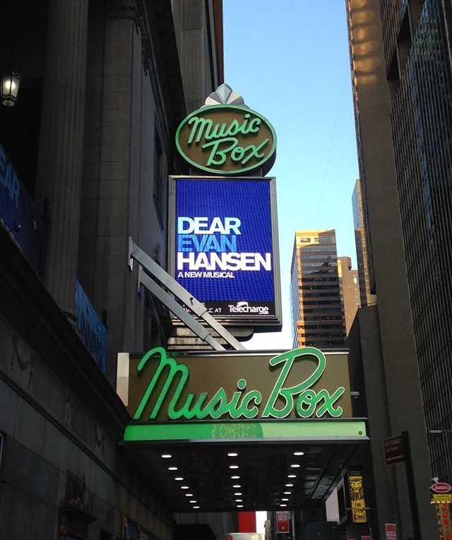 No One Deserves To Disappear: Dear Evan Hansen