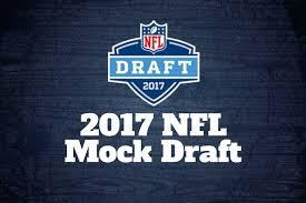 NFL Mock Draft: Broken Teams and New Dreams