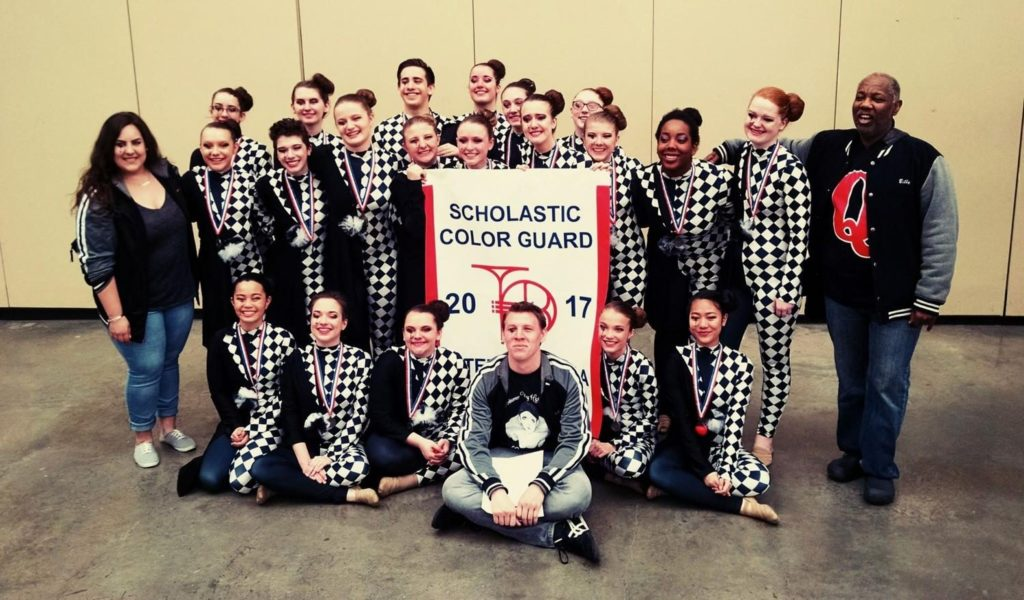 Perkiomen Valley Indoor Colorguard Becomes Atlantic Coast Champions