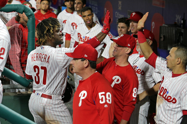 Much Improved Phillies Start Off Hot