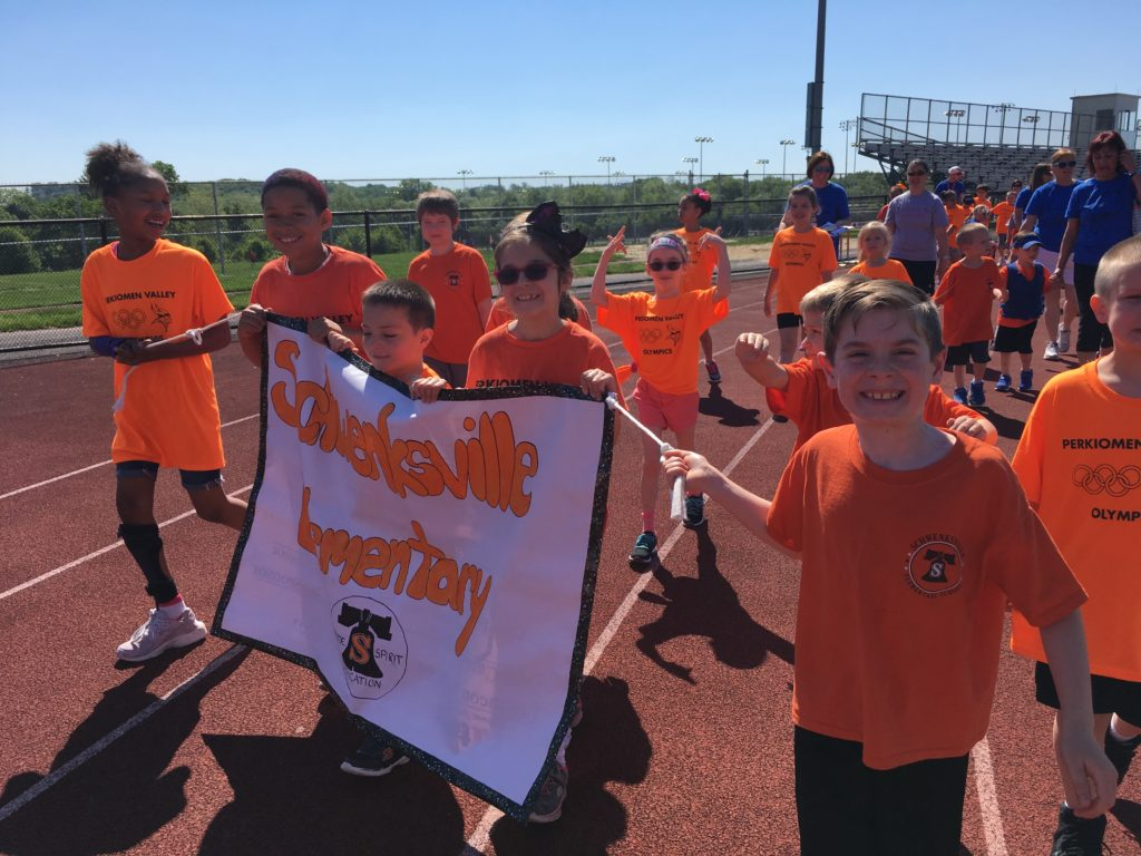 PV Hosts Annual Special Olympics