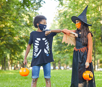 Community Considers Children's Health, Social Well-Being During Halloween